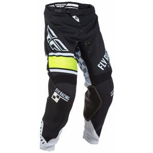 Pantalon Cross Fly Kinetic Era - Noir Blanc - 2018