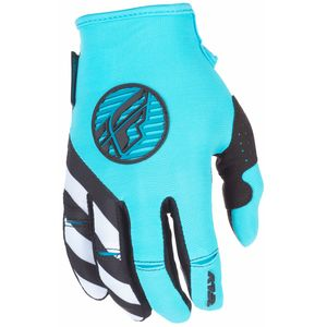 Gants Cross Fly Kinetic Women - Bleu Blanc - 2018