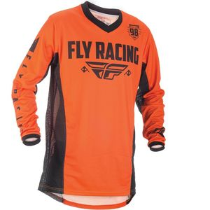 Maillot Cross Fly Patrol - Orange Black 2019