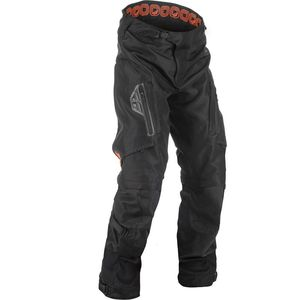 Pantalon cross PATROL - BLACK GREY 2019 Black Grey