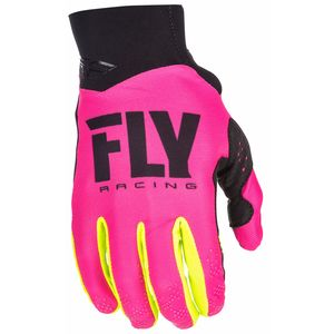 Gants Cross Fly Pro Lite - Rose - 2018