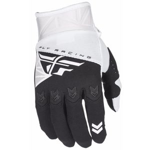Gants cross F16 YOUTH - GRIS NOIR -  2018 Noir/Gris