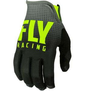Gants Cross Fly Kid Lite Hydrogen - Black Hi-vis 2019
