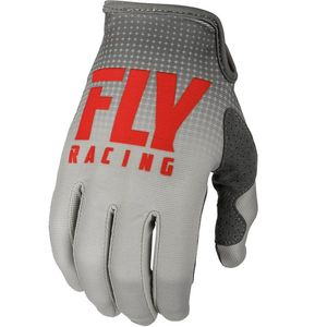 Gants Cross Fly Lite Hydrogen - Red Grey 2019