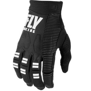 Gants cross KID EVOLUTION DST - BLACK WHITE  Noir/Blanc