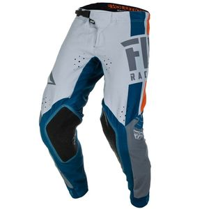 Pantalon cross EVOLUTION DST - NAVY GREY ORANGE 2019 Navy Grey Orange