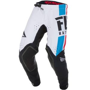 Pantalon cross EVOLUTION DST - RED BLUE BLACK 2019 Red Blue Black