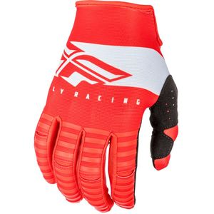 Gants Cross Fly Kinetic Shield - Red White 2019