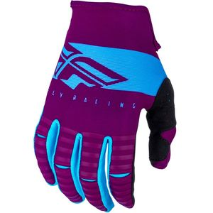 Gants Cross Fly Kid Kinetic Shield - Port Blue 2019