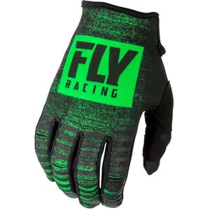 Gants Cross Fly Kid Kinetic Noiz - Neon Green Black 2019