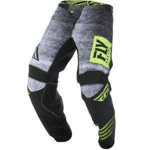 Pantalon cross KINETIC NOIZ - BLACK HI-VIS 2019 Black Hi-Vis