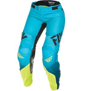 Pantalon Cross Fly Women's Lite - Blue Hi-vis 2019
