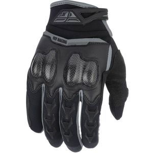 Gants cross PATROL XC - BLACK 2021 Black