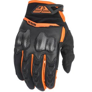 Gants cross PATROL XC - ORANGE BLACK 2021 Orange Black