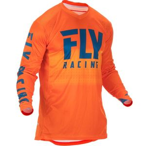 Maillot Cross Fly Lite Hydrogen - Orange Navy 2019