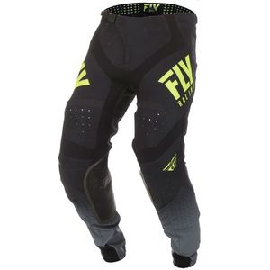 Pantalon Cross Fly Lite Hydrogen - Black Hi Vis 2019