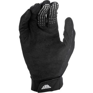 Gants cross KID PRO LITE - BLACK WHITE  Black White