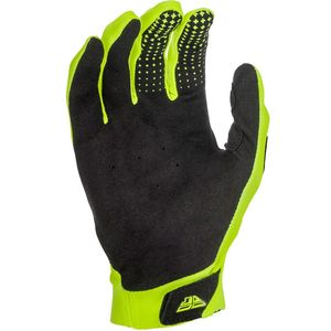 Gants Cross Fly Kid Pro Lite - Hi Vis Black 2019
