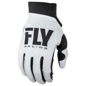 Gants Cross Fly Kid Women's Lite - White Black 2019