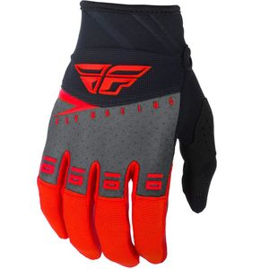 Gants Cross Fly F-16 - Kid Red Black Grey 2019