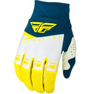Gants Cross Fly F-16 - Kid Yellow White Navy 2019