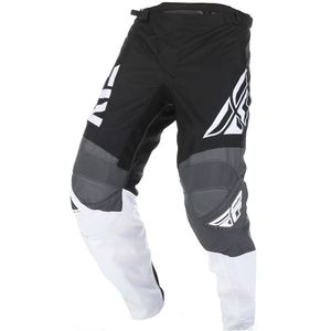 Pantalon Cross Fly F-16 - Kid Black White Grey 2019