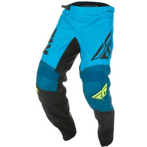 Pantalon cross F-16 - BLUE BLACK HI-VIS 2019 Blue Hi-Vis