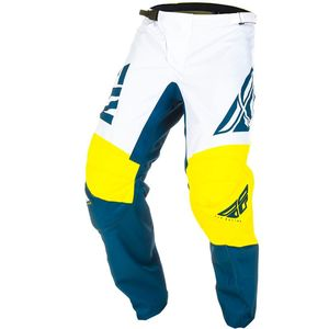 Pantalon Cross Fly F-16 - Kid Yellow White Navy 2019