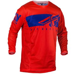 Maillot cross KINETIC MESH SHIELD RED BLUE 2020 Red/Blue