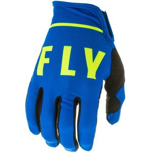 Gants cross LITE BLUE BLACK HI-VIS ENFANT  Blue/Black