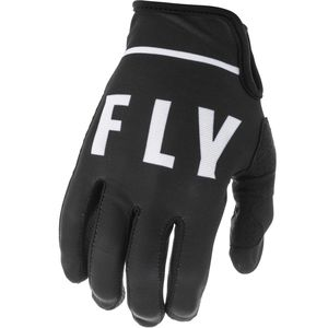 Gants cross LITE BLACK WHITE ENFANT  Black