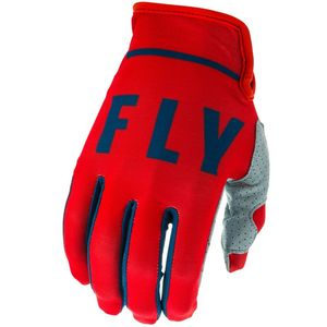 Gants cross LITE RED SLATE NAVY ENFANT  Red/Navy