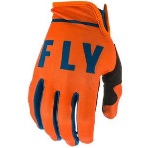 Gants cross LITE ORANGE NAVY ENFANT  Orange/Navy