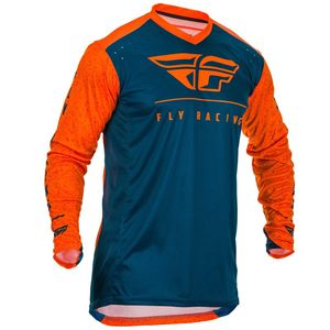 Maillot cross LITE HYDROGEN ORANGE NAVY 2020 Orange Navy