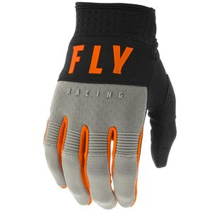 Gants cross F-16 GREY BLACK ORANGE 2020 Grey/Orange