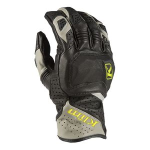 Gants BADLANDS AERO PRO SHORT  Gray