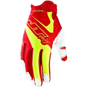 Gants Cross Jt Evo Lite Race Rouge Jaune