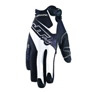 Gants Cross Jt Evo Lite Race Kid Noir Blanc
