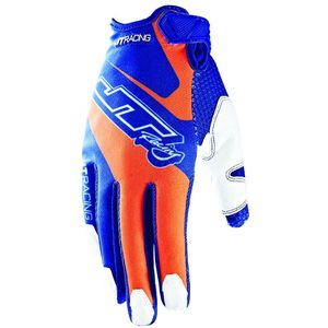 Gants Cross Jt Evo Lite Race Kid Bleu Orange