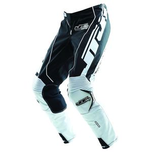 Pantalon Cross Jt Evo Lite Race Kid Noir Blanc