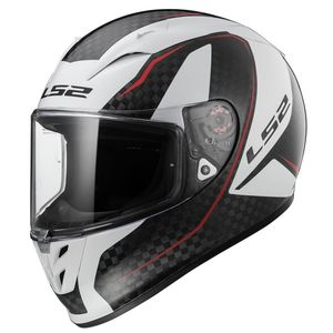 Casque FF323 ARROW C EVO FURY  Blanc