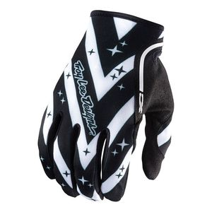 Gants cross XC PHANTOM WHITE/BLACK  2017 Blanc/Noir