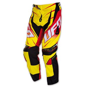 Pantalon cross VOLTAGE - JAUNE  2016 Jaune