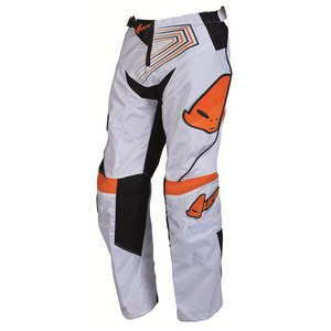 Pantalon cross ICONIC JUNIOR - ORANGE/BLANC   Orange/Blanc