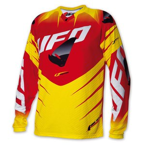 Maillot Cross Ufo Voltage - Jaune 2016