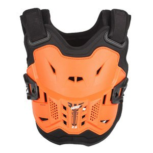 Plastron 2.5 KIDS  Orange/Noir
