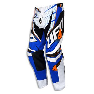 Pantalon Cross Ufo Voltage - Bleu/blanc 2016