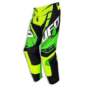 Pantalon cross VOLTAGE - VERT FLUO  2016 vert fluo
