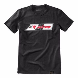 T-Shirt manches courtes SPEED LEATHER  Black