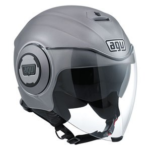 Casque FLUID - MATT GREY  Matt grey